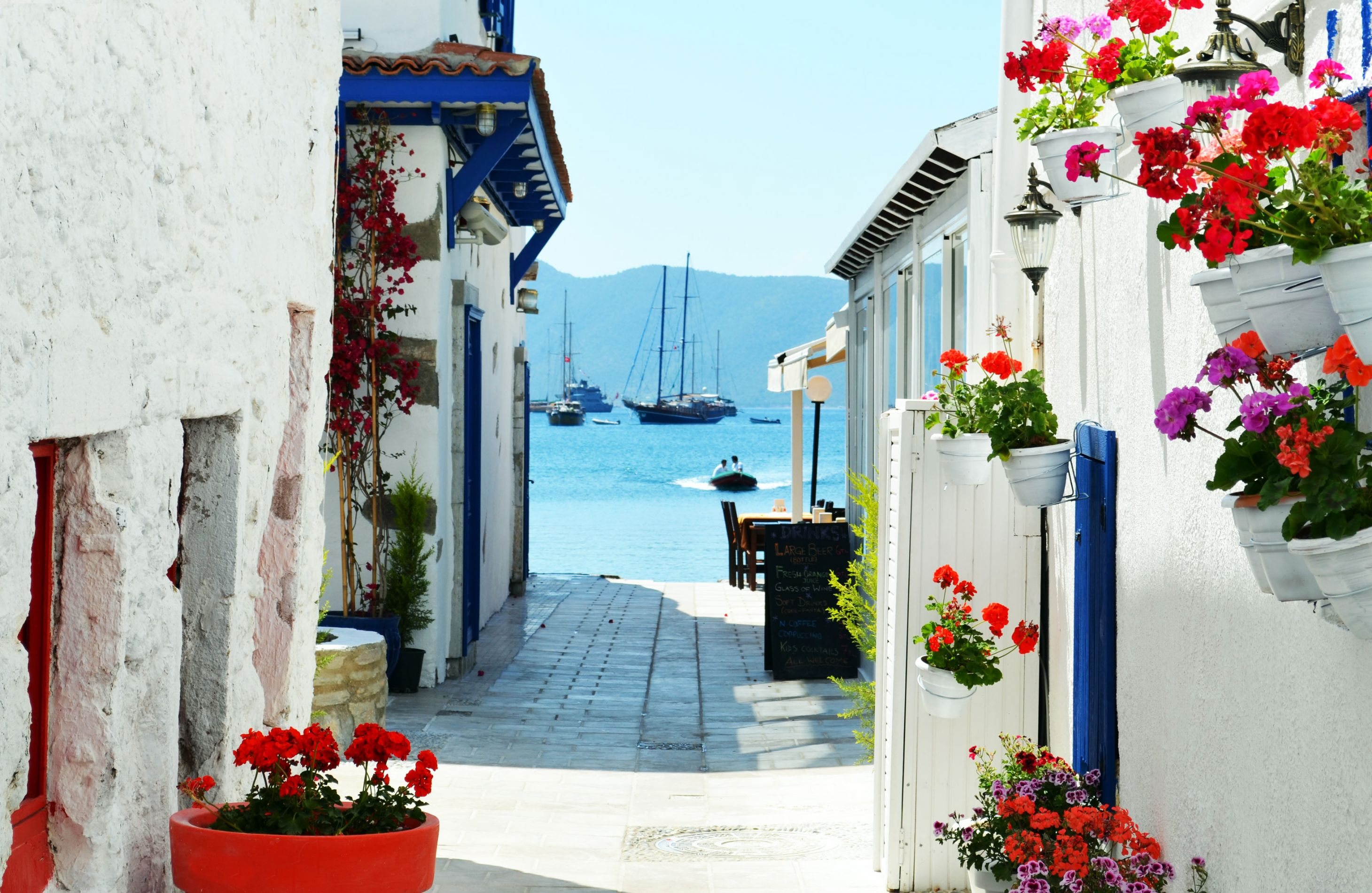 Is Bodrum Town a good place to buy property in Turkey?