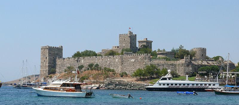 博德鲁姆城堡,土耳其