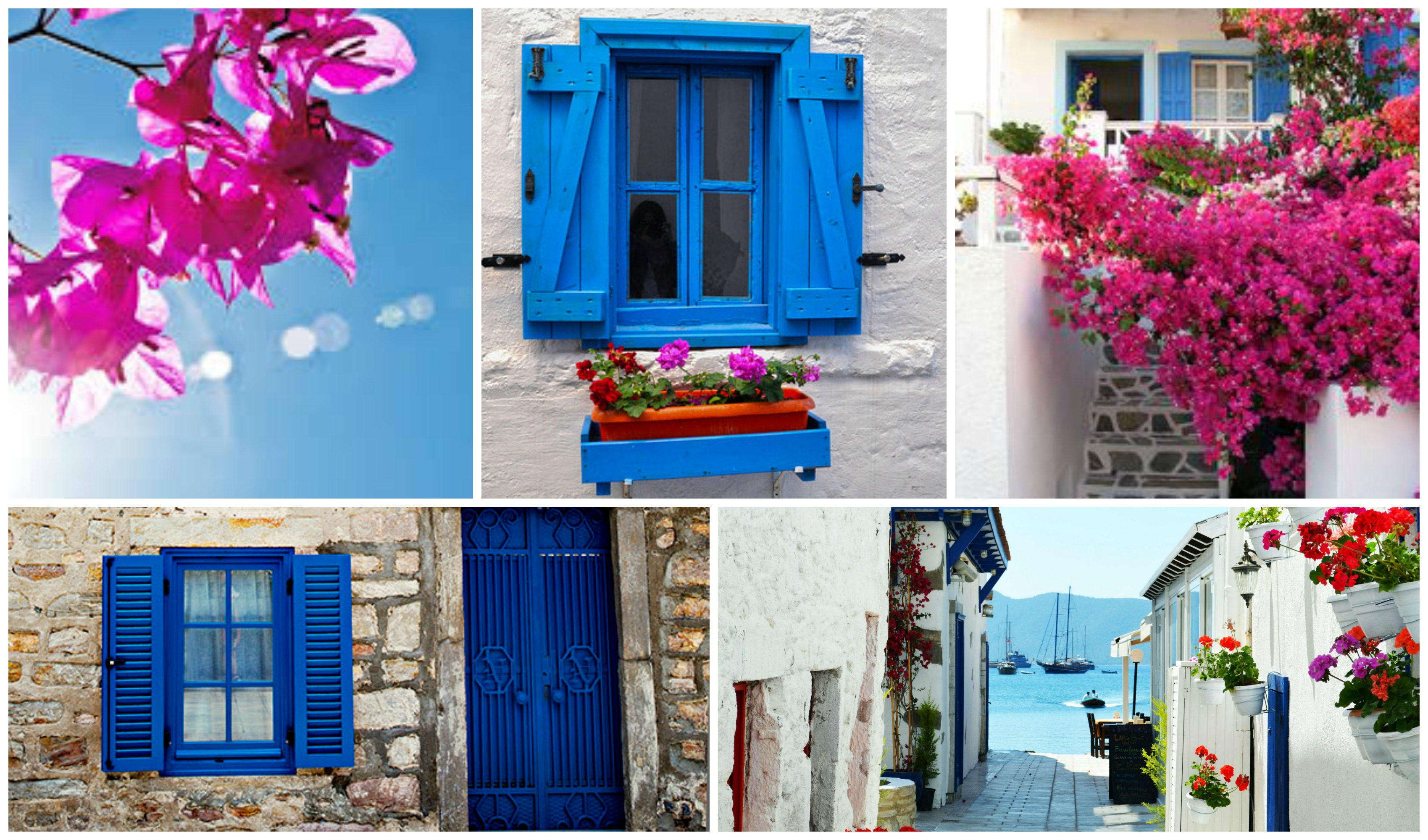 Bodrum's authentic streets