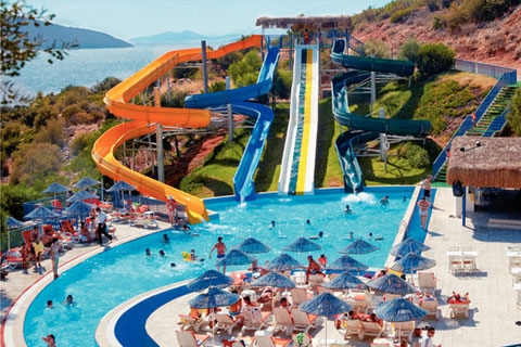 Waterpark, Turkey