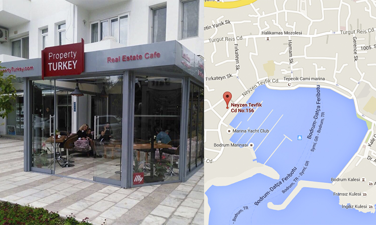 Bodrum office location
