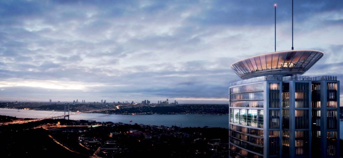 Sky view residences