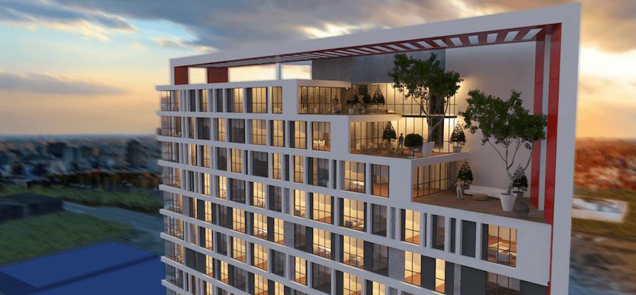 伊斯坦布尔公寓