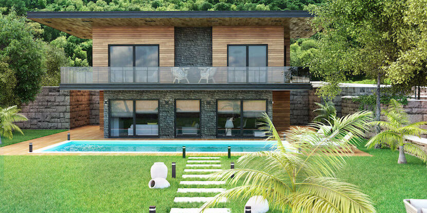 Stunning property in Bodrum