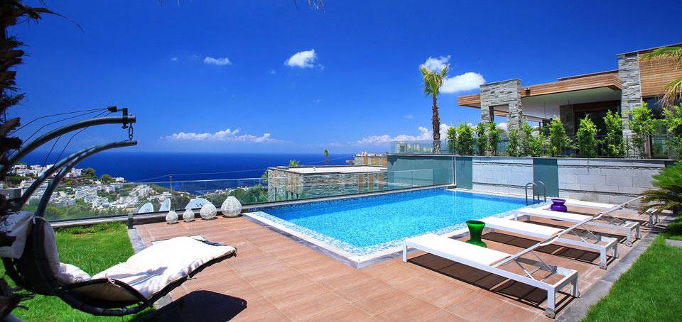 Sea view Yalikavak villa