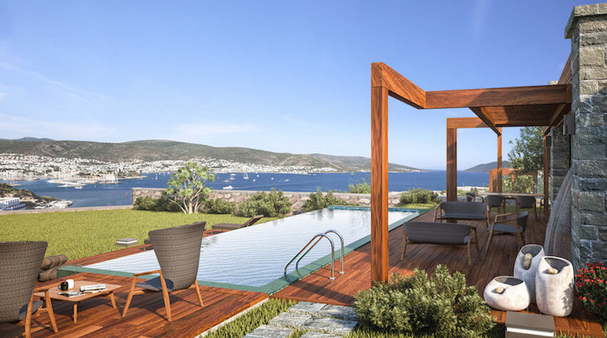 Luxury Bodrum homes