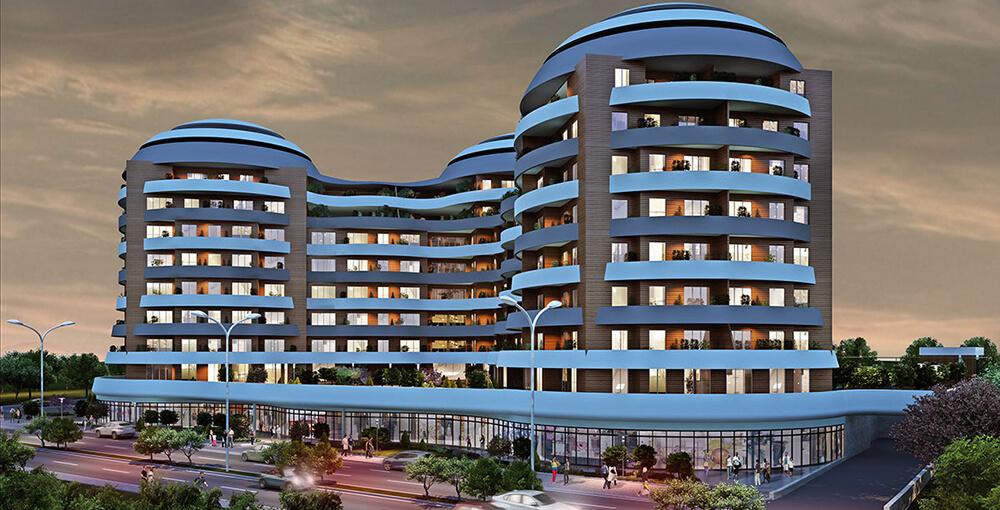 伊斯坦布尔的公寓