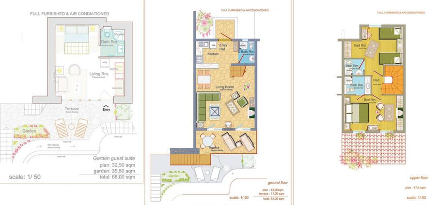 房产平面图