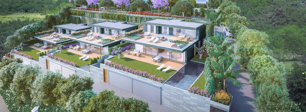 Gundogan villa for sale