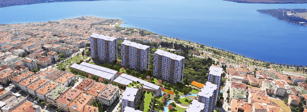 Marmaray Lake apartments for sale