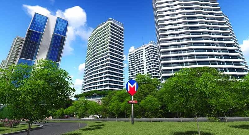 Gaziosmanpasa real estate