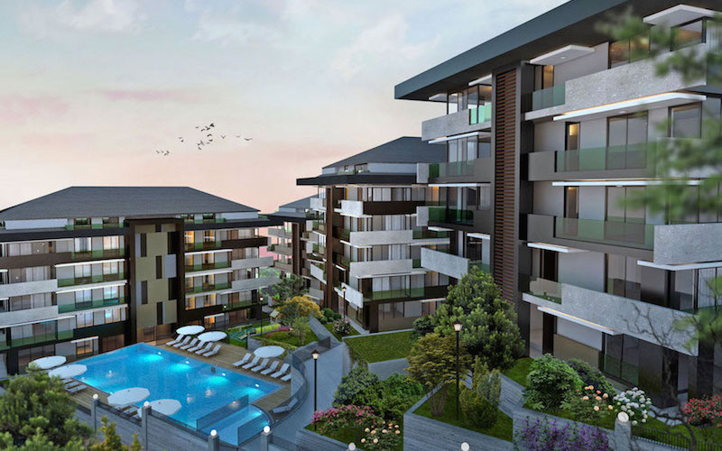Tarabya real estate