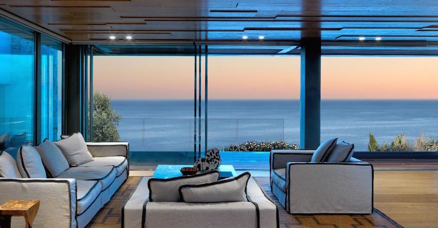 Amazing sea views