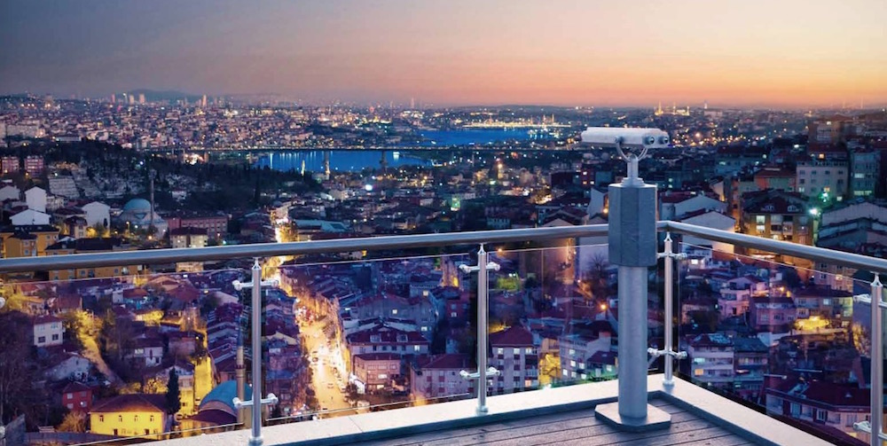 Golden Horn apartments
