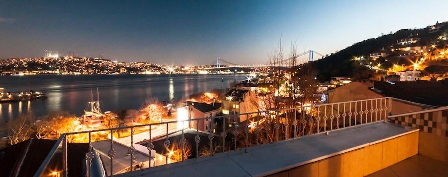 Bosporus Sea view