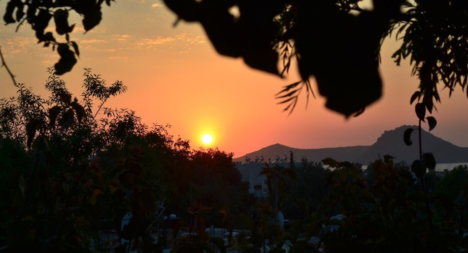 Yalikavak sunset