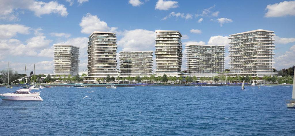 Недвижимость на набережной Зейтинбюрню