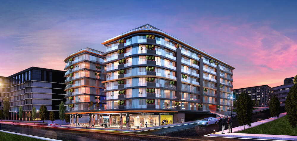 Beyoglu real estate
