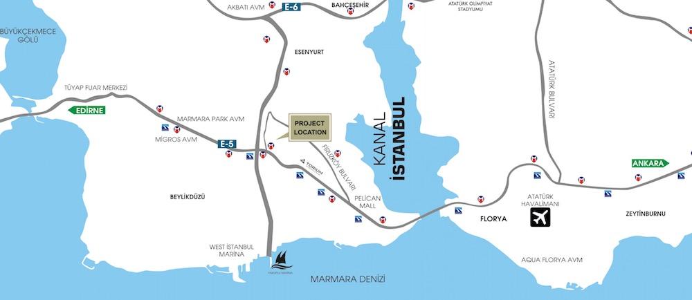 埃森尤特家园地图