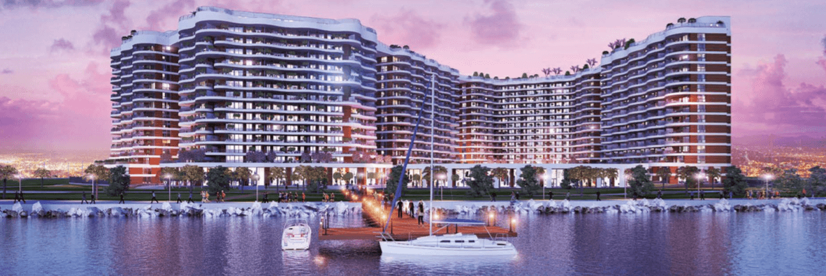 5-star waterfront residences in Canal Istanbul