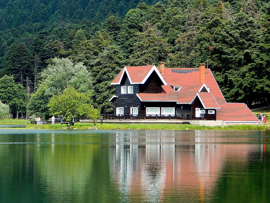 Bolu Lake Turkey