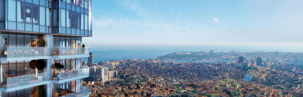 Bomonti view