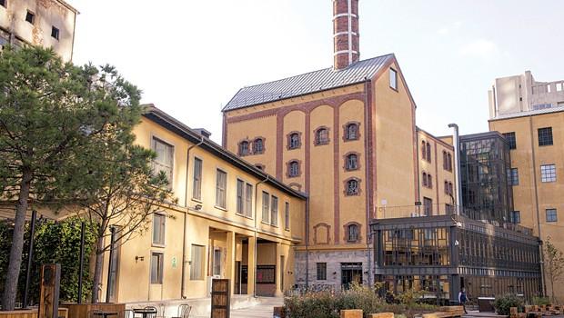 Bomonti Beer Factory