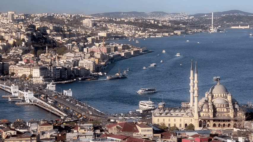 Last chance saloon: Istanbul seafront homes