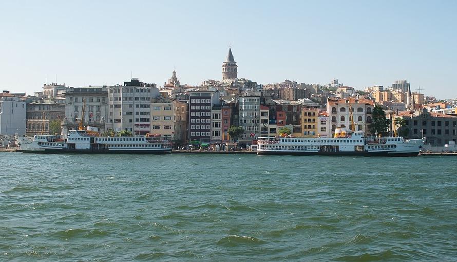 Bosphorus Sea
