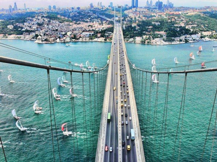 博斯普鲁斯海峡大桥