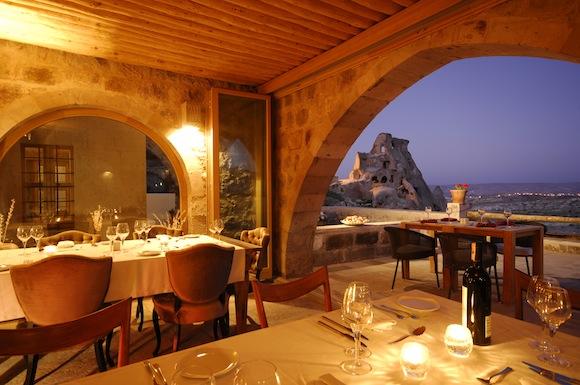 boutique hotel Cappadocia