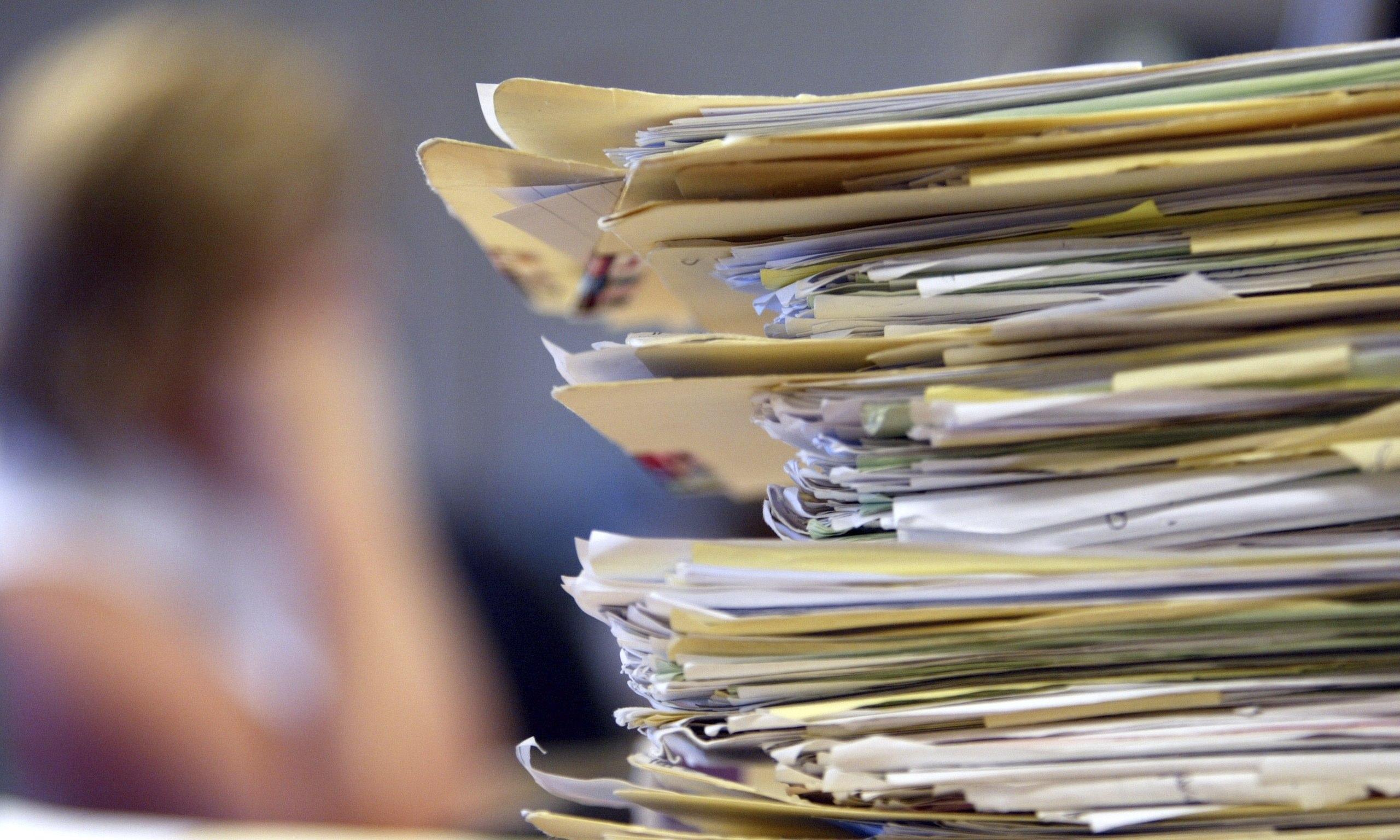 Bureaucracy in Turkey