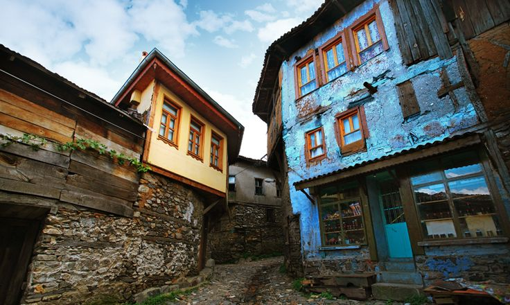Bursa and Cumalikizik