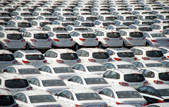 Vehicles remain Turkey's top exports