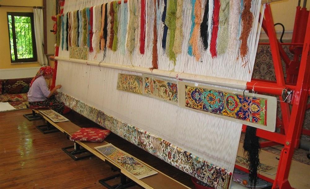 Carpet in Turkey