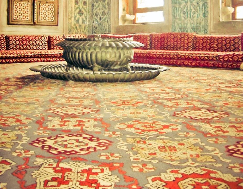 Topkapi Palace rug