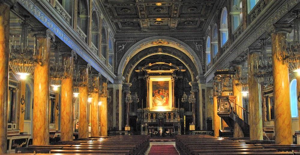 Holy Spirit Cathedral Sisli Istanbul