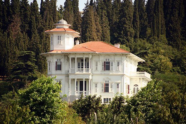 Cemil Molla Mansion, Istanbul