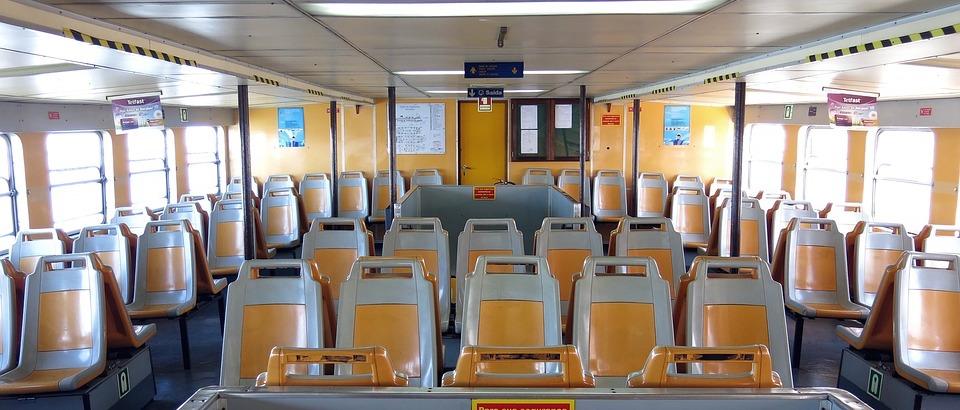 Ferry in Turkey