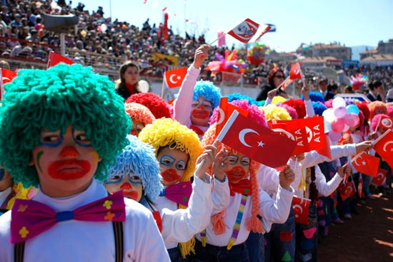 Children's Day in Turkey