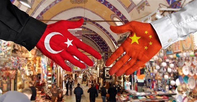 China invests in Turkey