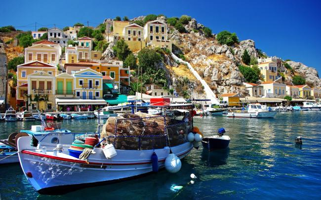 Chios, the fifth largest Greek island