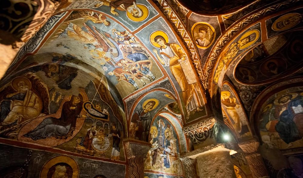 Christian history in Turkey