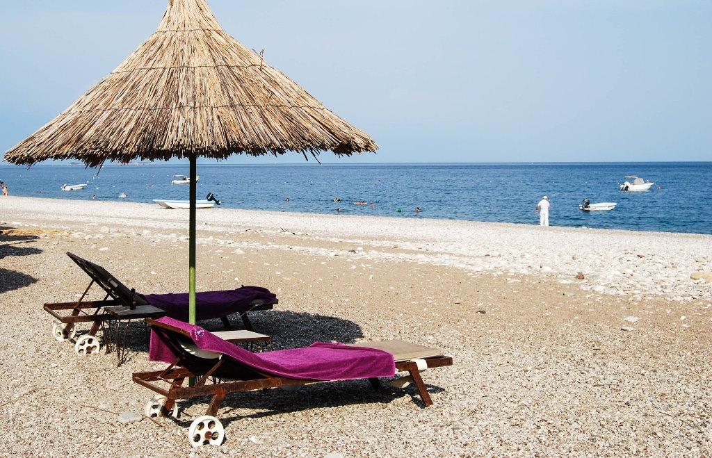 Cirali beach