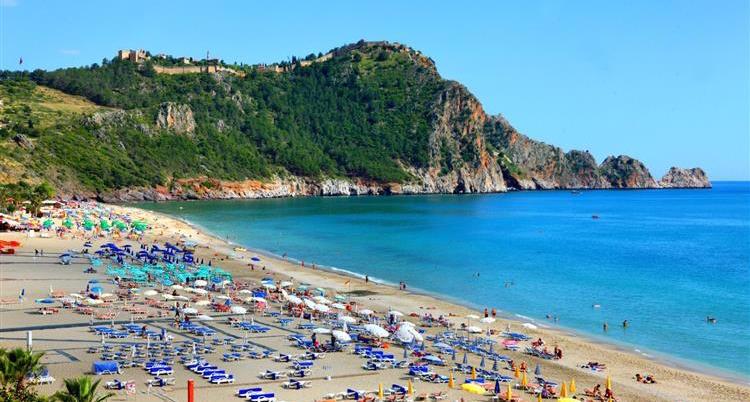 Damlatas beach Antalya