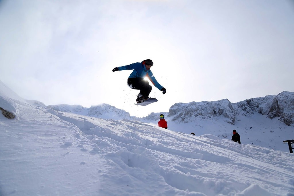 Believe it or not, Turkey offers some fantastic ski resorts during the winter months