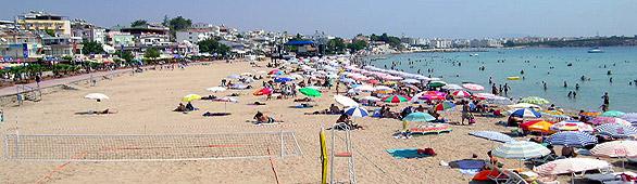 Didim Turkey beach