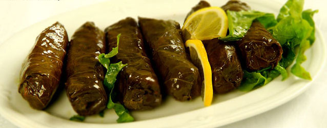 Dolma, Turkish food