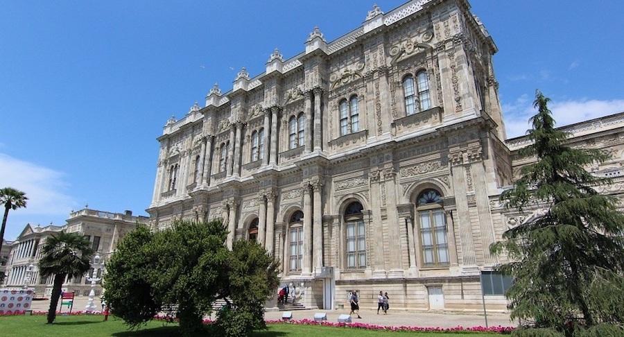 杜尔马巴赫斯宫