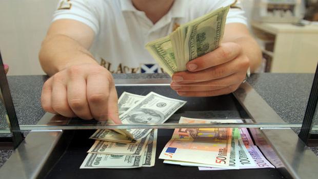 Turkish currency exchange